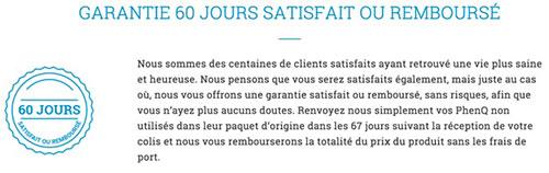 phenQ-guarantee-france